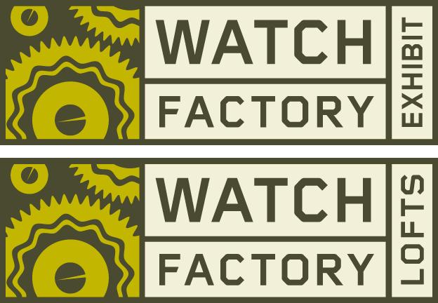Watch Factory Exhibit Graphics