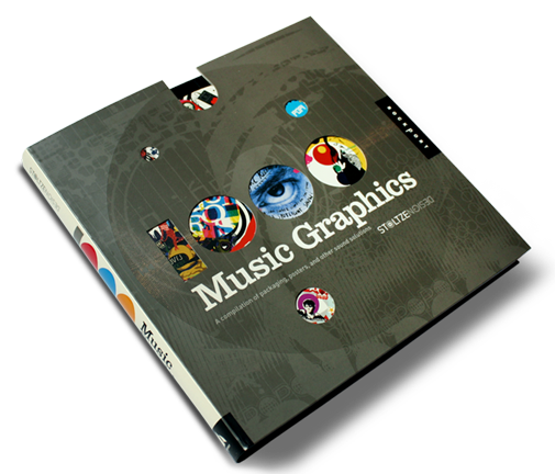 1000 Music Graphics book