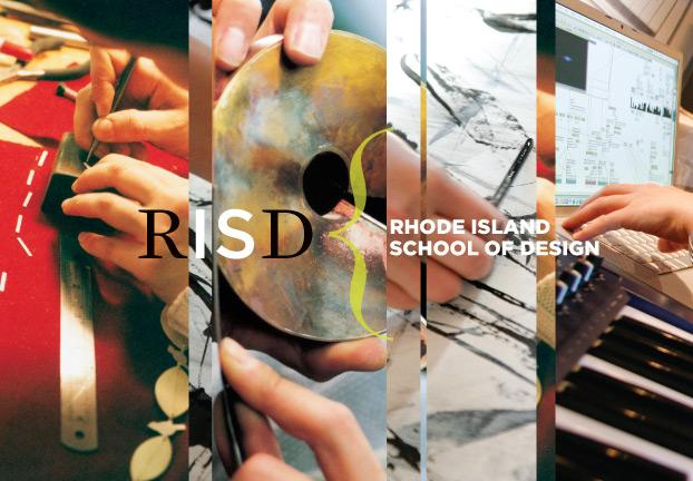 RISD 2009 catalog cover
