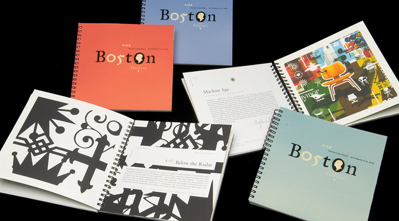 AIGA B05ton Profiled Guidebook