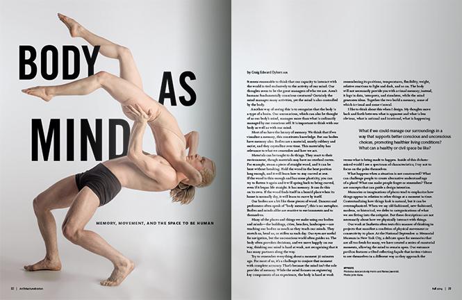 AB Magazine fall 2014 spread 2