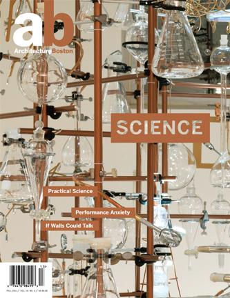 ArchitectureBoston Fall 2011 cover