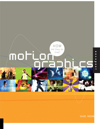 Rockport Motion Graphics book cover
