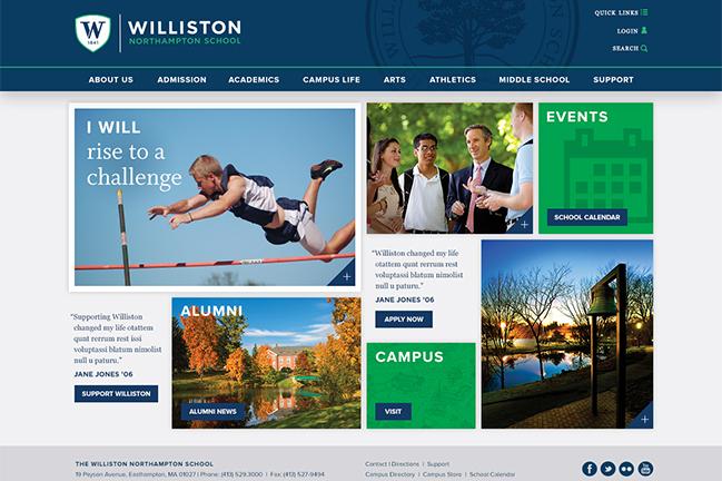 Williston web